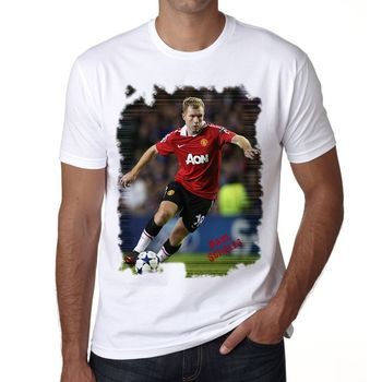 Paul Scholes Mens T-shirt